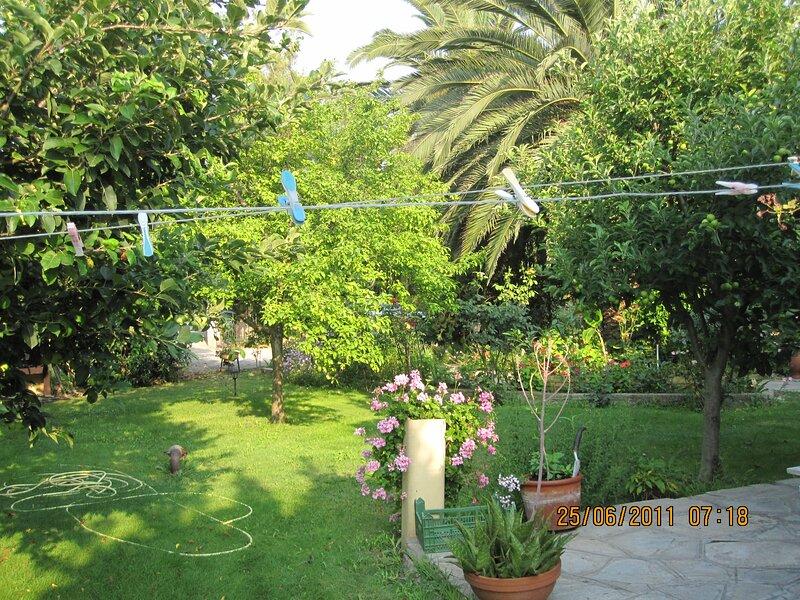 Villa Maro 2 Afytos, location de vacances à Afitos
