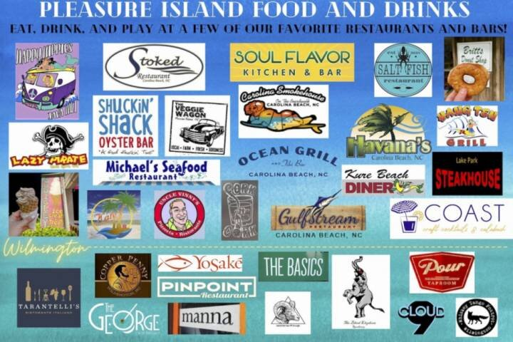 There are so many great places to eat it's hard to pick a favorite!