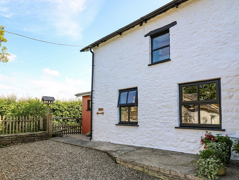 Barley Cottage, New Quay, holiday rental in Cross Inn