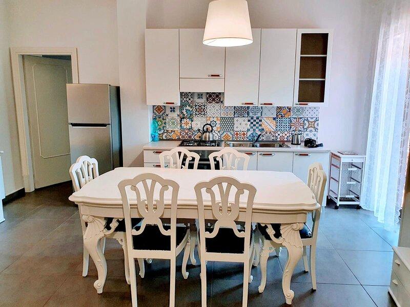 Le Sorelle Apartment, location de vacances à Aragona