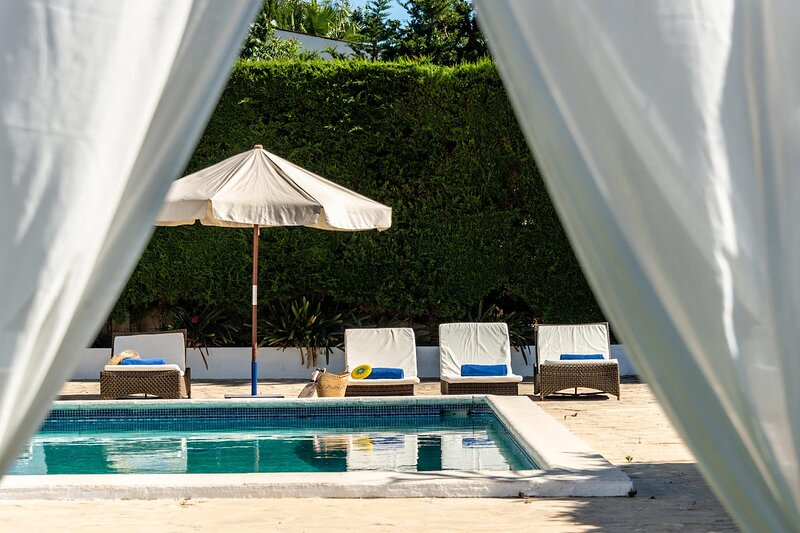 Can Chic, nice house up to 8-10guest with pool, vacation rental in Nuestra Senora de Jesus