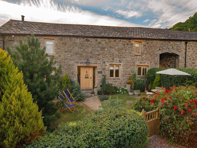 May Blossom Barn, Lustleigh, vacation rental in Moretonhampstead