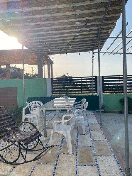 Villa Roas Ksamil, holiday rental in Ksamil