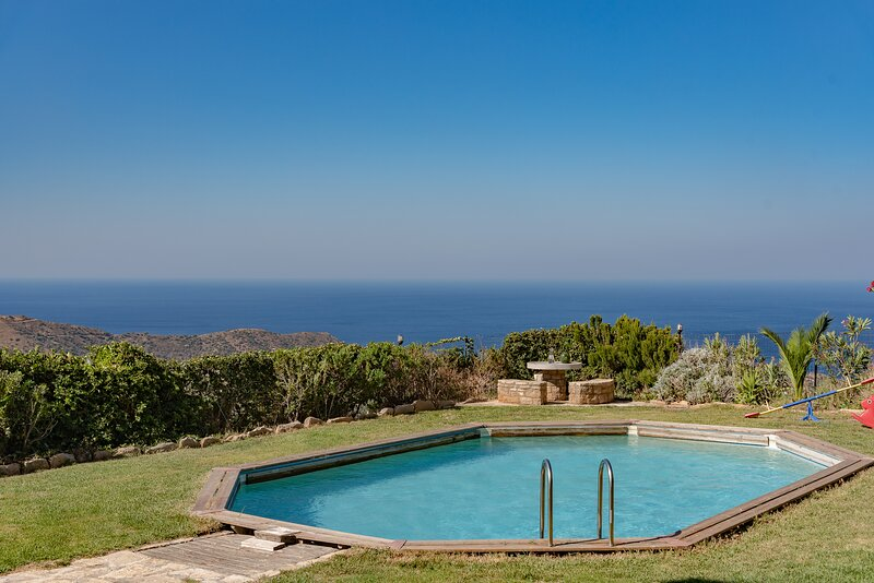 Triopetra Panagia Villa II, a magical sanctuary in South Crete!, vacation rental in Triopetra