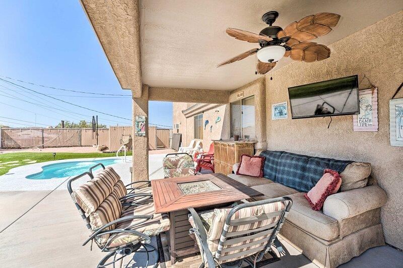 Lake Havasu City Vacation Rental   3BR   2BA   1,454 Sq Ft   Single-Story Home