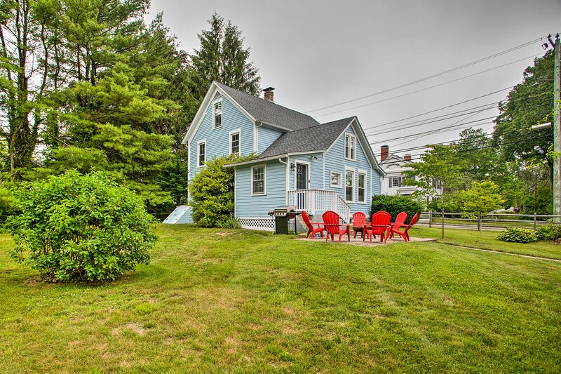 Mystic Vacation Rental Home | 4BR | 2BA | 2 Stories | 2,100 Sq Ft