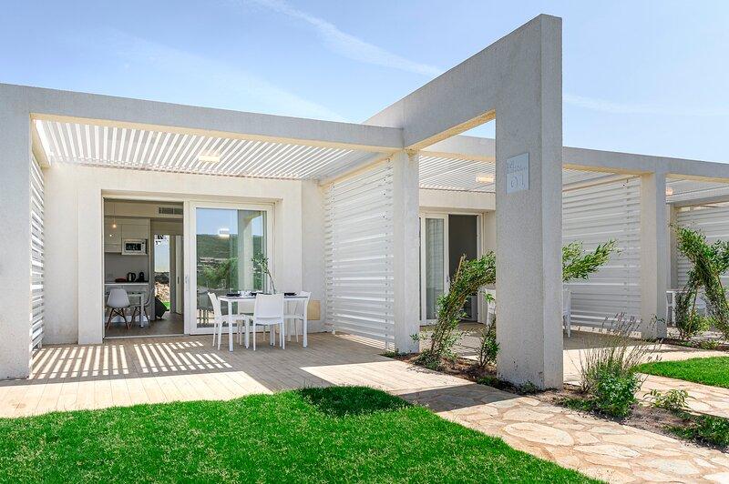 Bilo 4 persone Premium Plus - Capo Falcone Charming Apartments, alquiler vacacional en Stintino