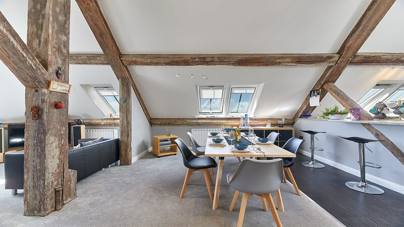 The Wasa Penthouse, holiday rental in Spittal