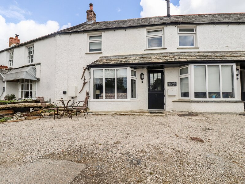 Kerslake Cottage, St Tudy, holiday rental in Tredethy