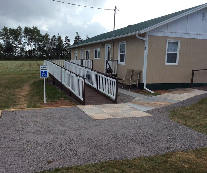 Fully accessible cottage, holiday rental in Savage Harbour