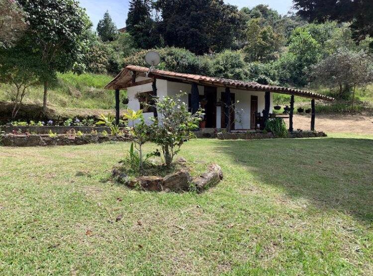 Acogedora casa de campo, holiday rental in Antioquia Department
