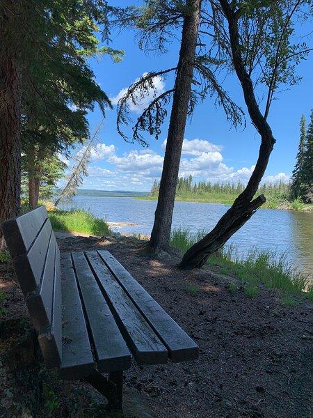 Flotten Lake Adventures - Cottage & RV Camping in rustic Northern Saskatchewan!, holiday rental in Saskatchewan