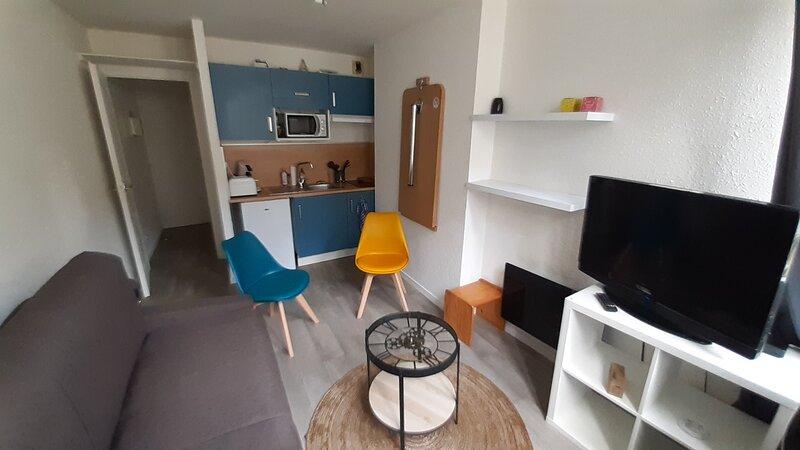 Studio N301 Meuble Besancon - Rue Battant, holiday rental in Besancon