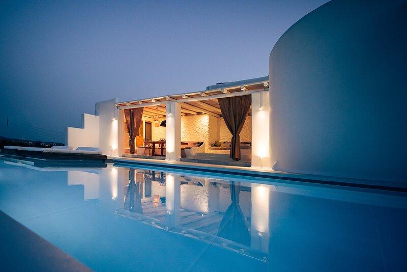 Amodara Boutique Villa Bianca, location de vacances à Naxos