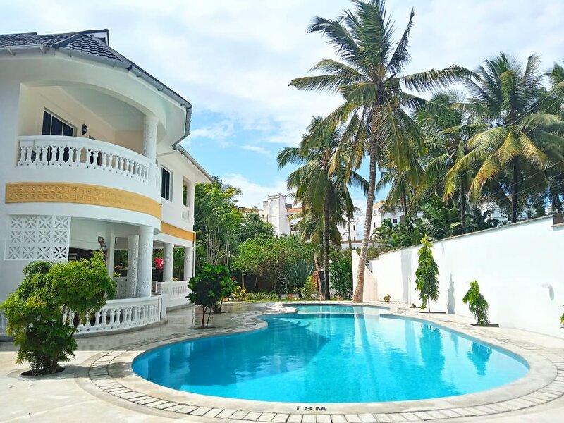 Tahira Villa, location de vacances à Ukunda