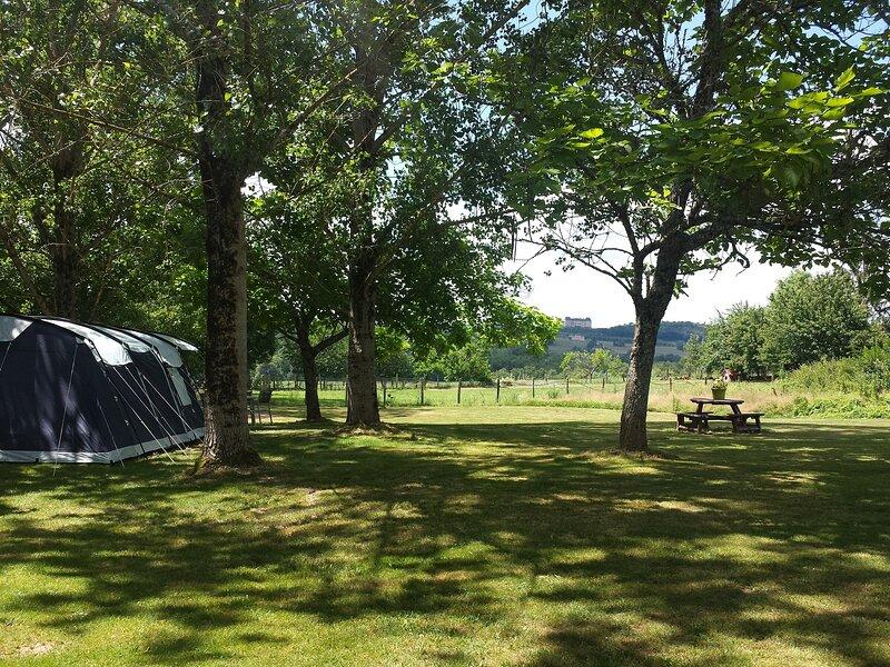 4 Berth Bungalow Tent, vacation rental in Sainte-Trie