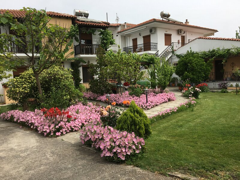Apartment Maro Afytos, location de vacances à Afitos