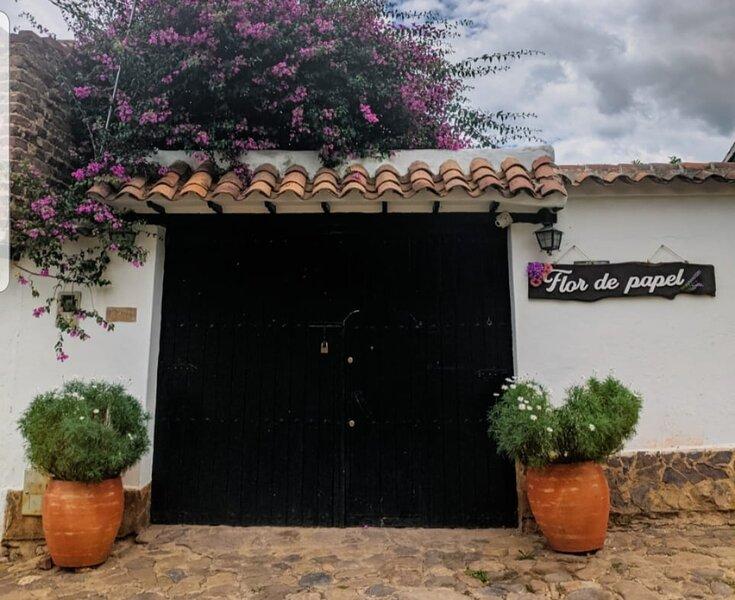 Flor de Papel Hotel, holiday rental in Boyaca