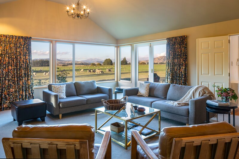 Davaar Country Holiday Home, holiday rental in Te Anau