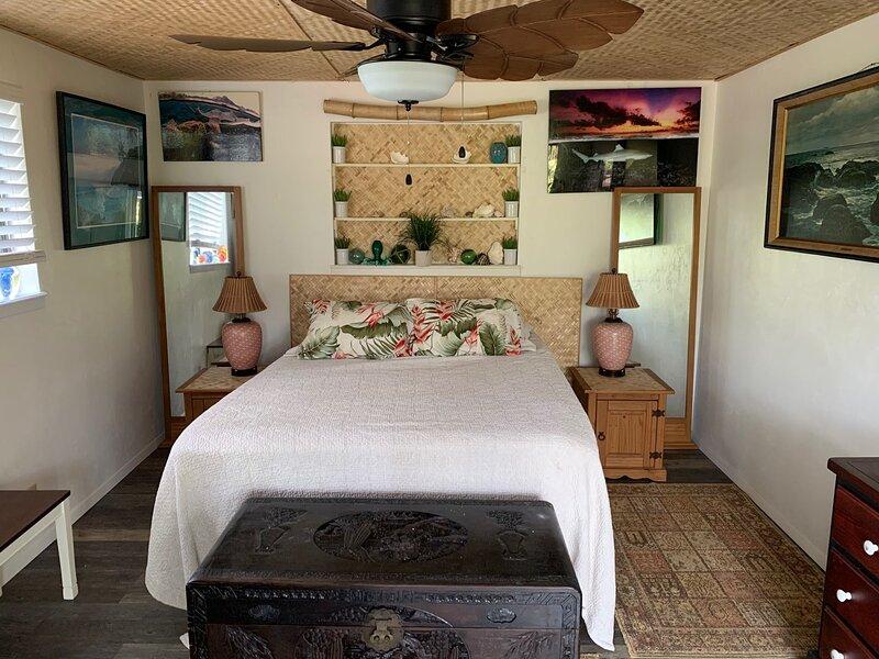 Big Island Rainforest Escape, holiday rental in Ainaloa