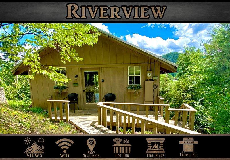 Riverview, alquiler vacacional en Townsend