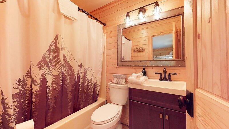 Room,Indoors,Curtain,Sink Faucet,Bathroom