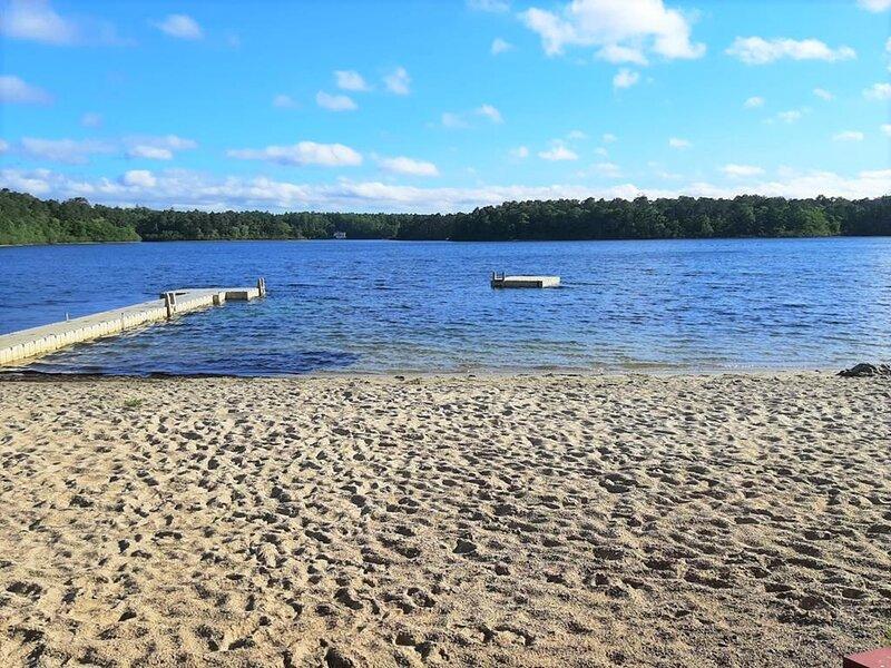 BEAUTIFUL Spectacle Pond Association BEACH