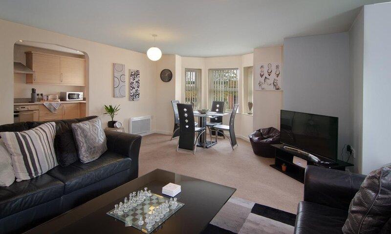 12 Grosvenor House, vacation rental in Bispham