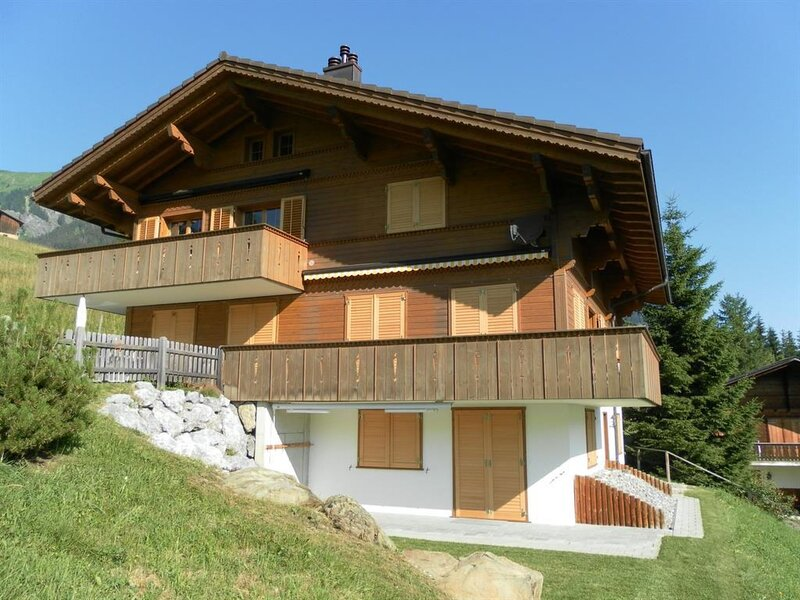 Uf em Pörtli, vacation rental in Lenk im Simmental