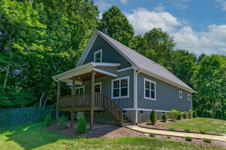 BRAND NEW CONSTRUCTION! This property sits on its own private lot with large trees all around.