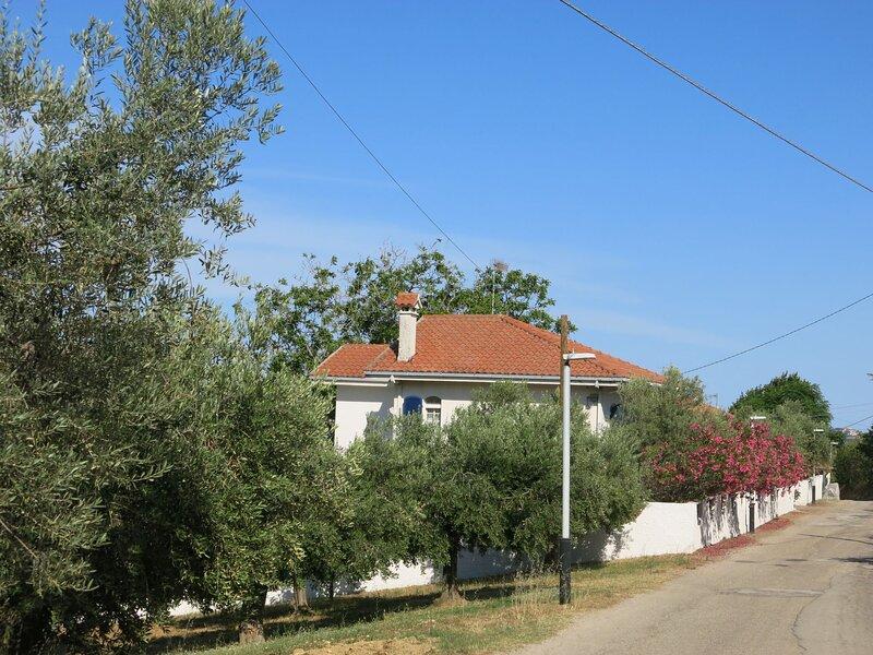 Il giardino degli ulivi, aluguéis de temporada em Citta Sant'Angelo