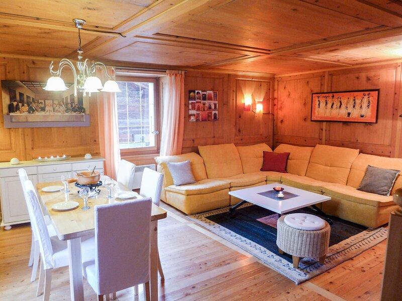 L'eloge, holiday rental in Bovernier