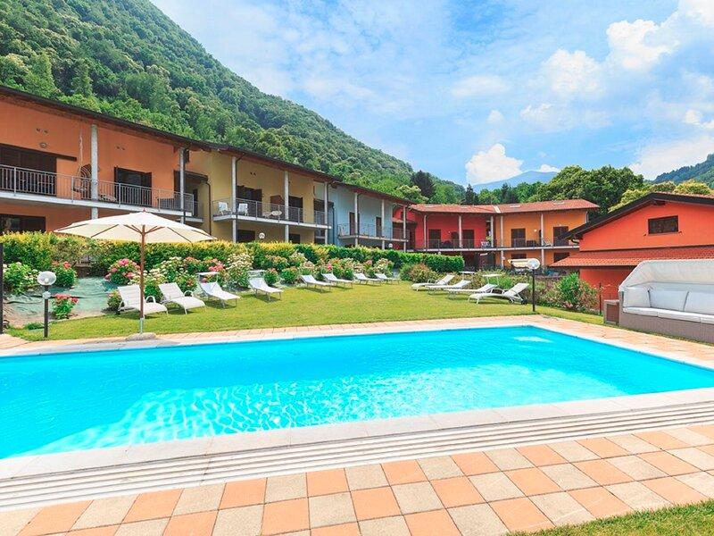 Borgo Castello, casa vacanza a Dizzasco