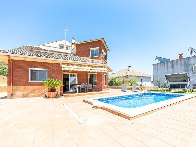 Vila Joaquina, vacation rental in Corbera de Llobregat