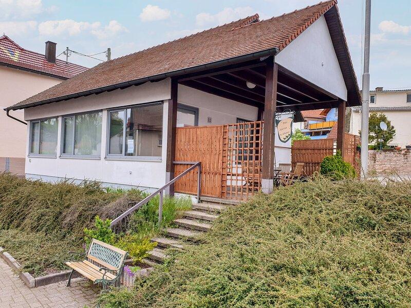 Kleines Eckhaus, location de vacances à Rodalben