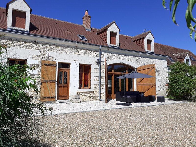 Secret Dream: Feeling, Venez écouter battre le Coeur du château des dames, alquiler vacacional en La Croix-en-Touraine