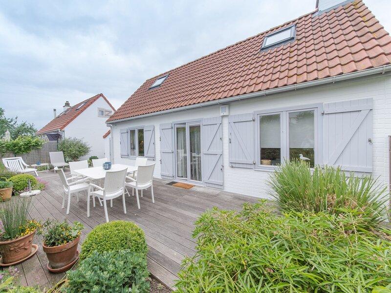 New Village Park, vacation rental in Bredene