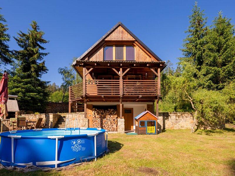 Bila (BLJ100), aluguéis de temporada em Veseli nad Luznici