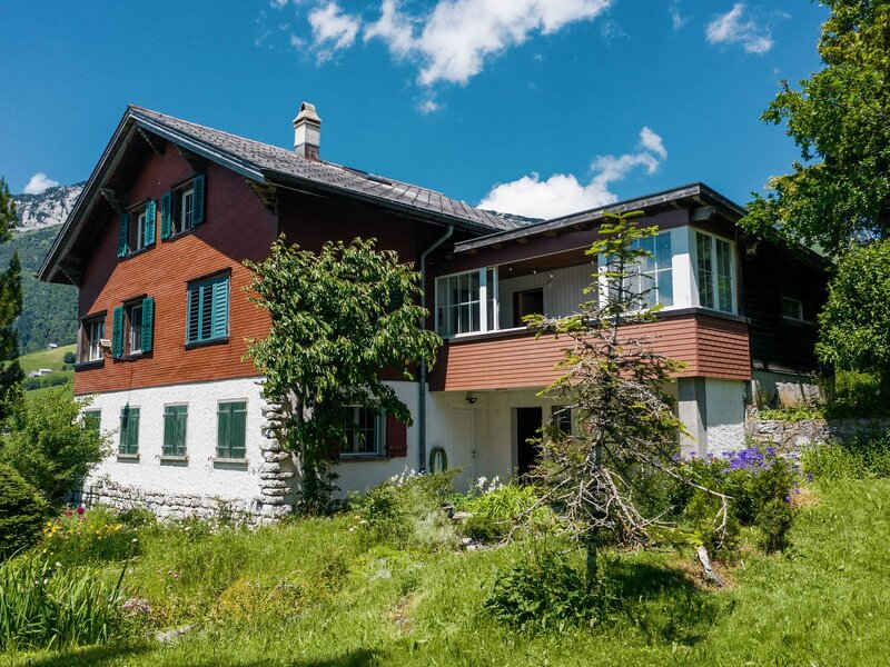Apartment Sunnerösli, holiday rental in Krummenau