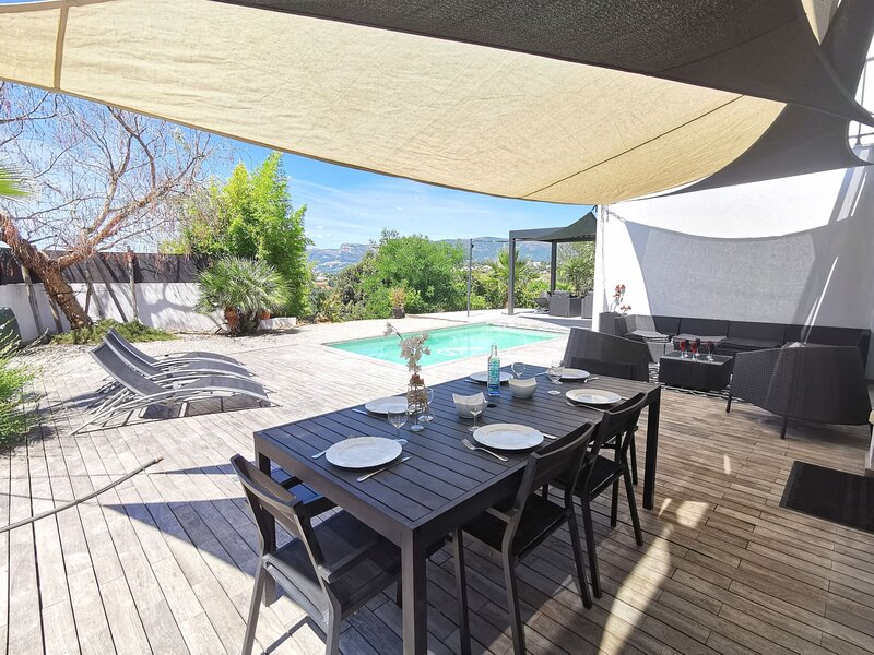 Les Oliviers, vacation rental in Colomars