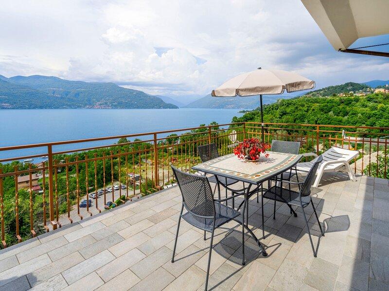 Montesole (PVA300), vacation rental in Brezzo di Bedero