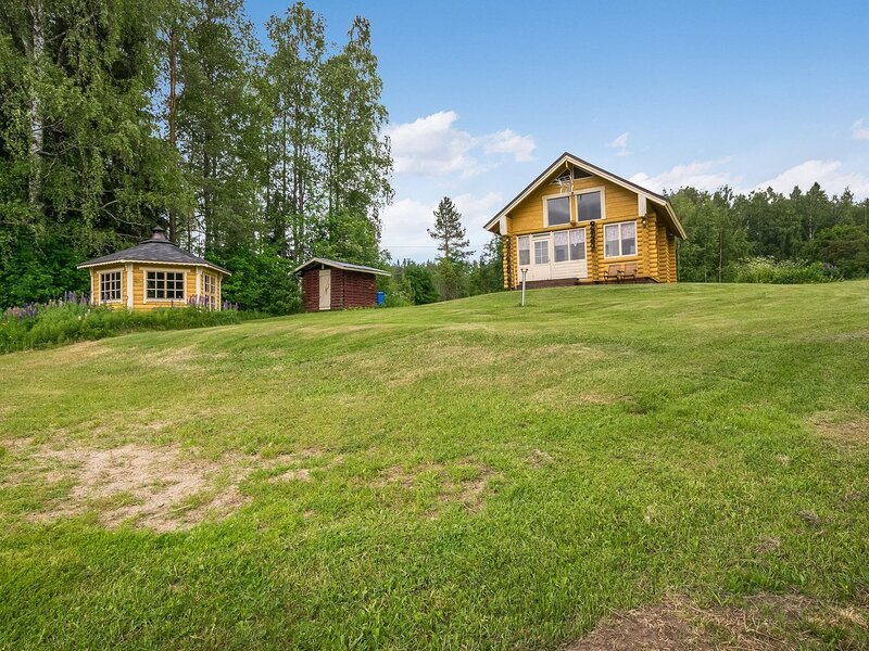 Ahvenranta, holiday rental in Tuusniemi