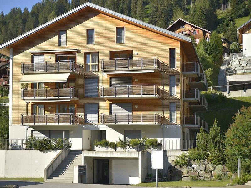 Ferienwohnung Hemmadi, alquiler de vacaciones en Churwalden
