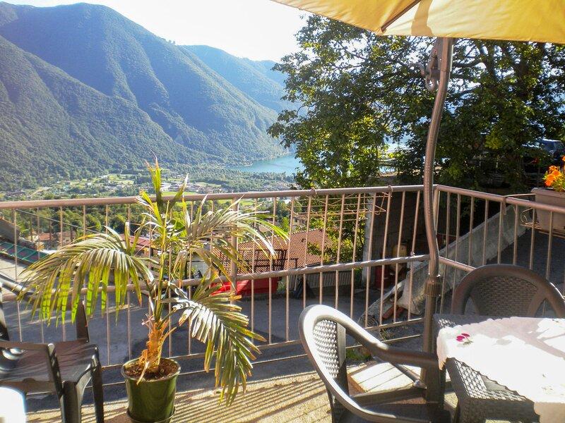 Minú, vacation rental in Carlazzo