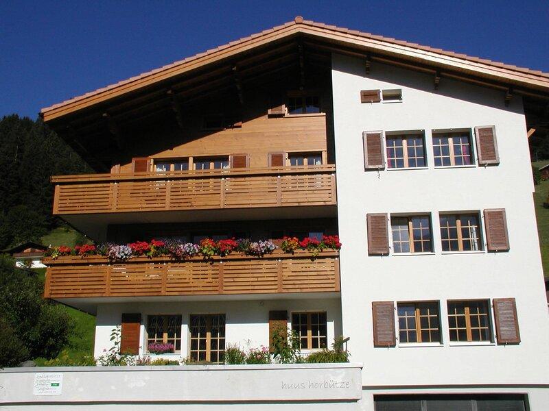Huus Horbütze, aluguéis de temporada em Kandersteg
