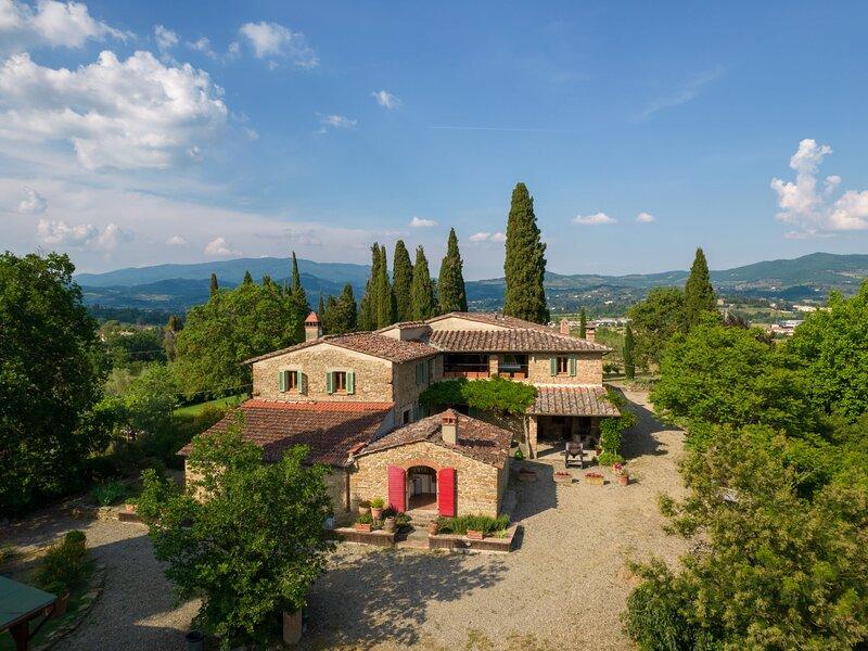 Villa La Fiorita, holiday rental in Tregozzano