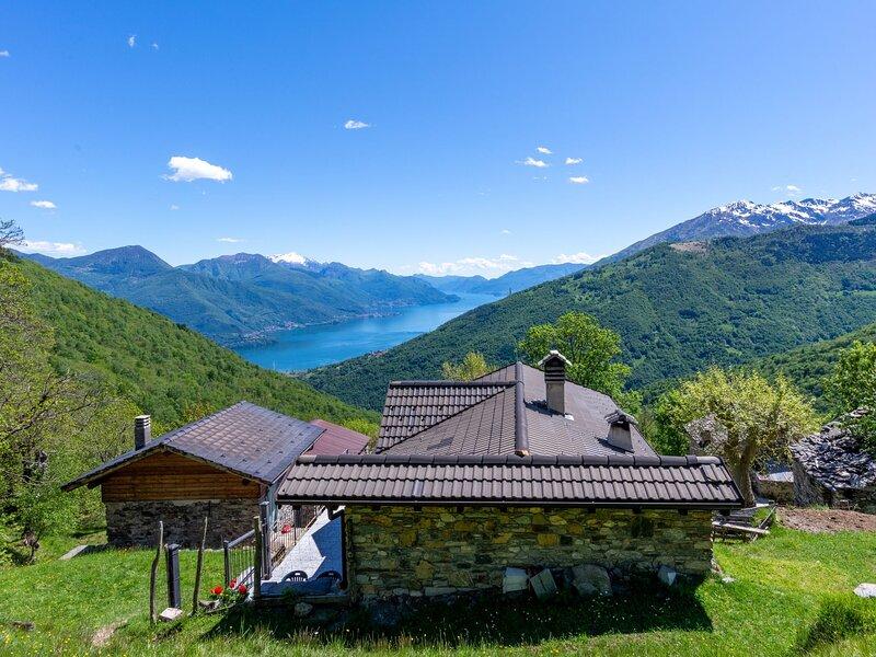 Rinaldo (GRV590), holiday rental in Lumino