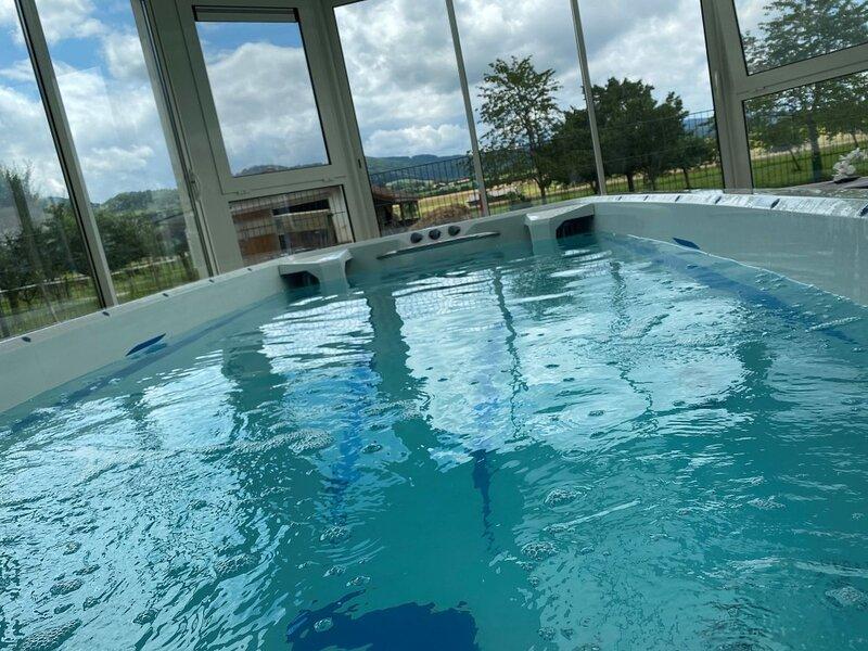 Maison de vacances - Villa Spa de l'Ajoi, holiday rental in Moutier