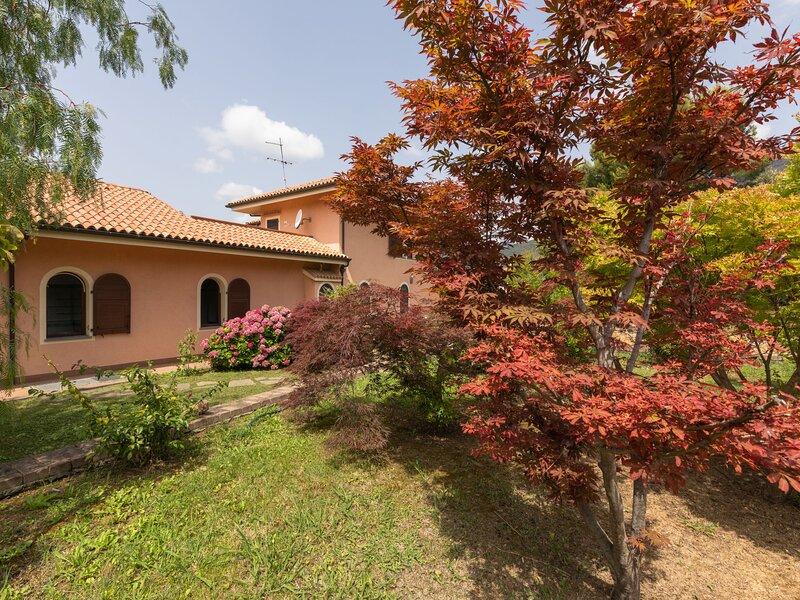 Villa Trabbia, casa vacanza a Balestrino