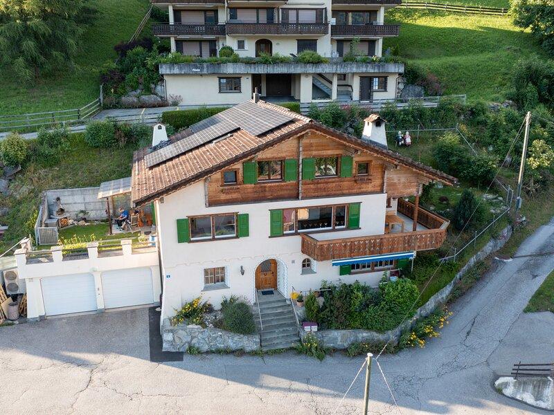 Ferienhaus Maliet, holiday rental in Luzein